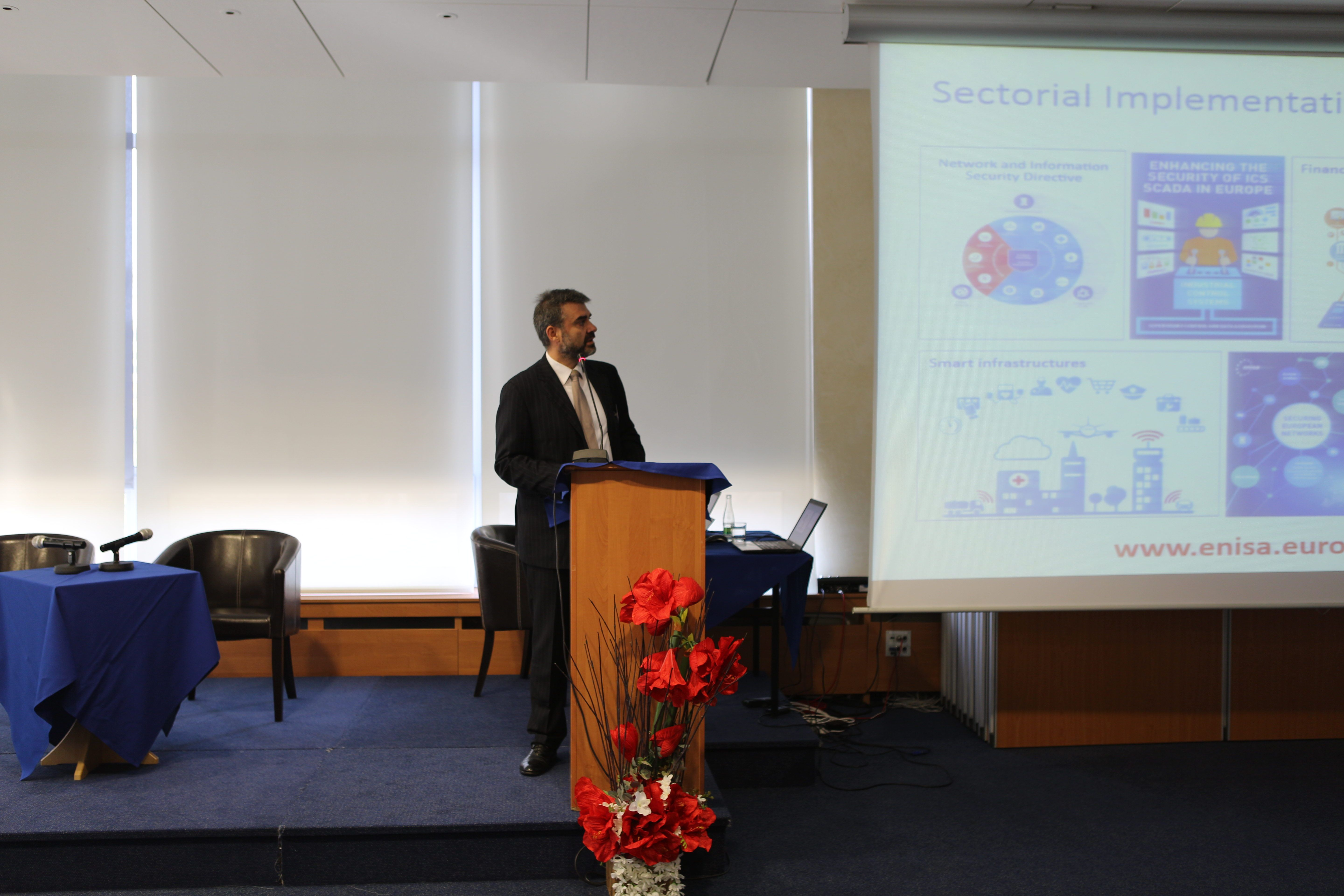 This second event organised by both the National Security Authority (NSA) and European Network and Information Security Agency (ENISA) took place on November 30th 2018 in Bratislava. During the workshop it was again approved that constructive dialogue on the needs and experience in application of the NIS Directive and the protection of critical infrastructure among...