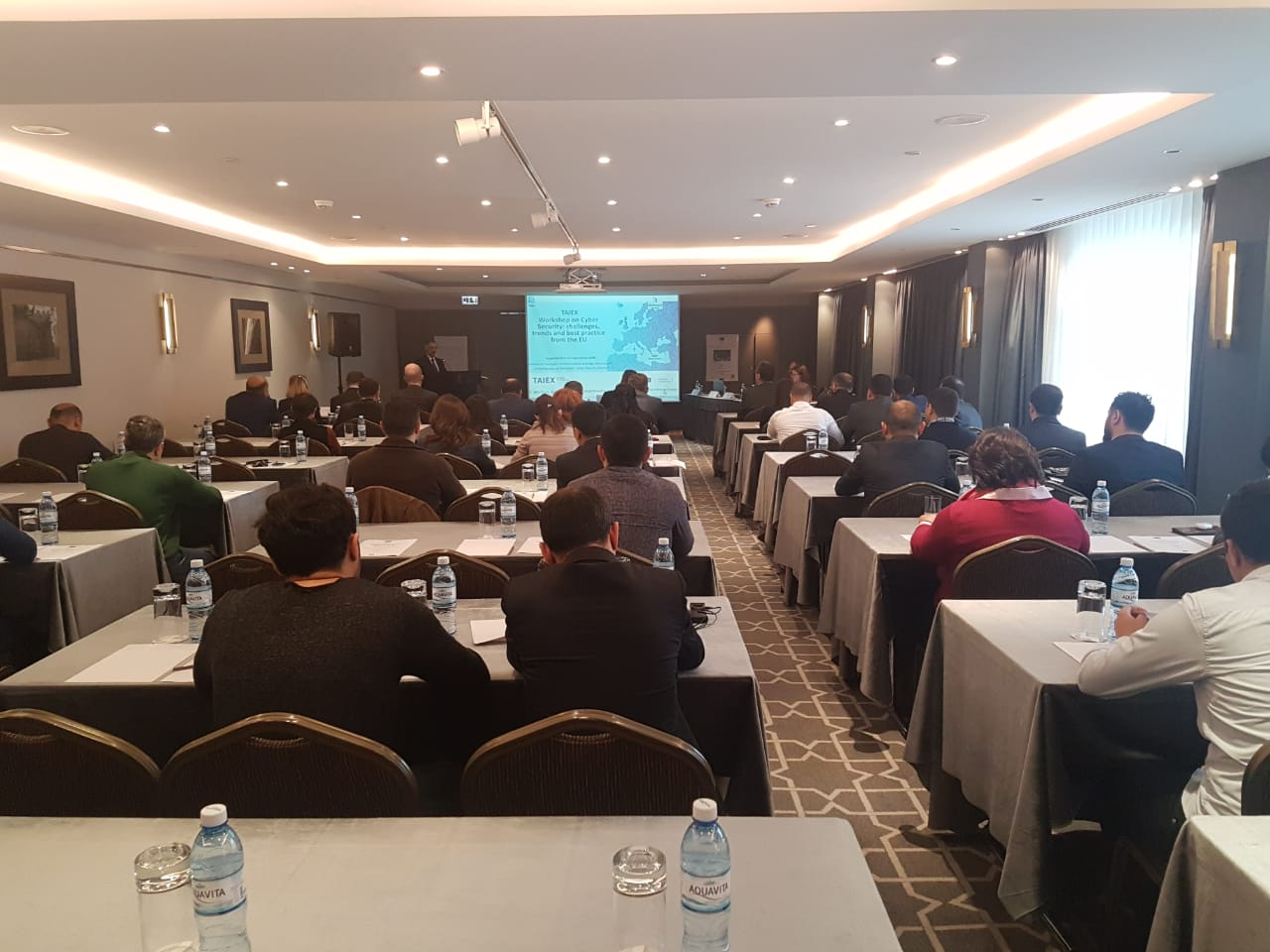 From November 15 to November 16, 2018, in cooperation with the Ministry of Transport and Technologies of Azerbaijan, the European Commission organized a Workshop on Cyber Security: Challenges, Trends and Best Practice From the EU. The event took place in Baku in the context of strengthening relations between the EU and Azerbaijan using a TAIEX...